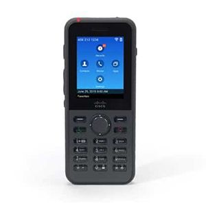 Cisco 8821 Wireless IP Phone (CP-8821-K9)