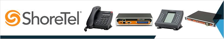 Shoretel Business Phones, IP Phones, ShoreGear Voice Switches